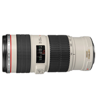 New Canon 70-200mm f/4 L IS USM EF Lens 70-200 F4 (FREE DELIVERY + 1 YEAR WARRANTY)
