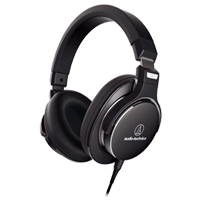 New Audio Technica ATH-MSR7NC Over ear Headphones Black (FREE DELIVERY + 1 YEAR WARRANTY)