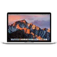 New Apple MacBook Pro MPXU2 i5 2.3GHz (256GB) 13 inch Silver (FREE DELIVERY + 1 YEAR WARRANTY)