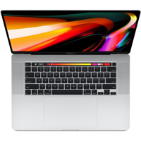 New Apple MacBook Pro MVVL2.6 GHz (512GB) 16 inch Silver (FREE DELIVERY + 1 YEAR WARRANTY)