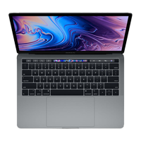 New Apple MacBook Pro MUHP2 1.4GHz 256GB 13 inch Grey Notebook Apple (FREE DELIVERY + 1 YEAR WARRANTY)
