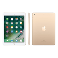 Apple Ipad (9.7) 128GB 4G International Tablet Gold UNLOCKED (1 YEAR WARRANTY)