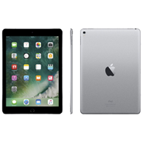 Apple Ipad (9.7) 128GB 4G International Tablet Grey UNLOCKED (1 YEAR WARRANTY)