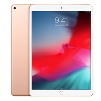 New Apple iPad Air 2019 256GB WiFi Tablet Gold (FREE DELIVERY + 1 YEAR WARRANTY)