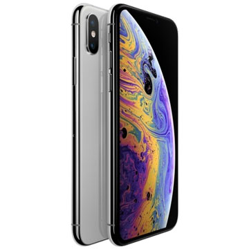 UNLOCKED New Apple iPhone XS Max 512GB 4G LTE Silver (FREE DELIVERY + 1 YEAR WARRANTY)
