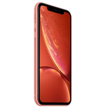 UNLOCKED New Apple iPhone XR 256GB 4G LTE Coral (FREE DELIVERY + 1 YEAR WARRANTY)