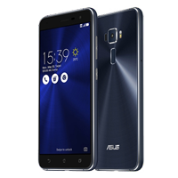 ASUS ZenFone 3 ZE552KL Dual 64GB 4GB RAM 4G LTE International SmartPhone Black UNLOCKED (1 YEAR WARRANTY)