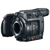 New Canon EOS C200 Cinema Camera Body (FREE DELIVERY + 1 YEAR WARRANTY)
