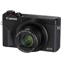 New Canon PowerShot G7 X Mark III Digital Camera Black (FREE DELIVERY + 1 YEAR WARRANTY)