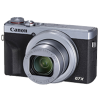 New Canon PowerShot G7 X Mark III Digital Camera Silver (FREE DELIVERY + 1 YEAR WARRANTY)