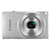 Canon IXUS 190 20MP Digital Camera Silver (1 YEAR WARRANTY)