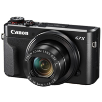 New Canon PowerShot G7 X Mark II 20MP Full HD Digital Camera Black (FREE DELIVERY + 1 YEAR WARRANTY)