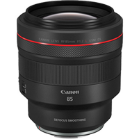 New Canon RF 85mm F/1.2L USM DS Lens (FREE DELIVERY + 1 YEAR WARRANTY)