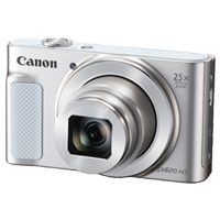 Canon PowerShot SX620 HS 20.2MP Digital Camera White (1 YEAR WARRANTY)