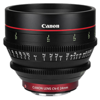 New Canon CN-E 24mm T1.5 L F Lens (FREE DELIVERY + 1 YEAR WARRANTY)