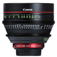 New Canon CN-E 85mm T1.3 L F Lens (FREE DELIVERY + 1 YEAR WARRANTY)