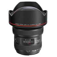 New Canon EF 11-24mm f/4L USM Lens (FREE DELIVERY + 1 YEAR WARRANTY)