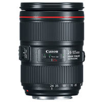 New Canon EF 24-105mm F4L IS II USM Lens (FREE DELIVERY + 1 YEAR WARRANTY)