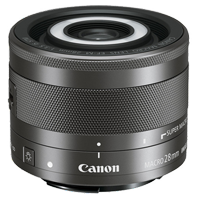 New Canon EF-M 28mm f/3.5 Macro IS STM Lens (FREE DELIVERY + 1 YEAR WARRANTY)