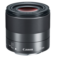 New Canon EF-M 32mm f/1.4 STM Lens (FREE DELIVERY + 1 YEAR WARRANTY)