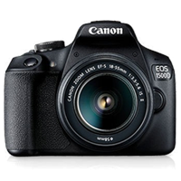 New Canon EOS 1500D 24MP (18-55 II) Lens Kits Digital Camera (FREE DELIVERY + 1 YEAR WARRANTY)