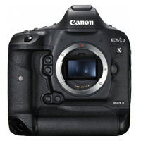 Canon EOS 1Dx Mark II Body Only Digital Cameras (1 YEAR WARRANTY)