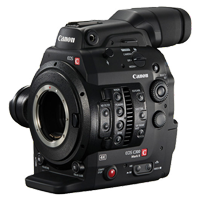 New Canon EOS C300 Mark II EF Mount Body Professional Camcorder NTSC (FREE DELIVERY + 1 YEAR WARRANTY)