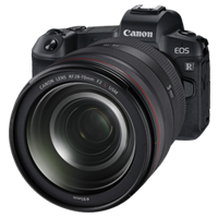 New Canon EOS R with 28-70mm f/2L Lens Kit (FREE DELIVERY + 1 YEAR WARRANTY)