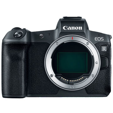 New Canon EOS R Digital SLR Camera Body (FREE DELIVERY + 1 YEAR WARRANTY)