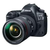 Canon EOS 5D Mark IV with EF 24-105mm f/4L II USM Lens Kit (PRIORITY DELIVERY + FREE ACCESSORY )