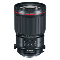 New Canon TS-E 135mm f/4L Macro Tilt-Shift Lens (1 YEAR WARRANTY)
