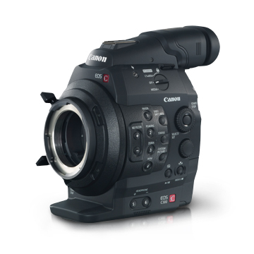 New Canon EOS C300 PL Mount 8MP Body Professional Camcorder (FREE DELIVERY + 1 YEAR WARRANTY)