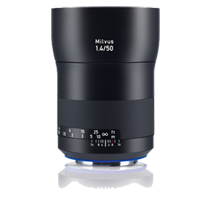 Carl Zeiss Milvus ZE 1.4/50mm Lens For Canon (1 YEAR WARRANTY)