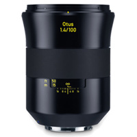 New Carl Zeiss Otus ZE 1.4/100mm Lens For Canon (FREE DELIVERY + 1 YEAR WARRANTY)