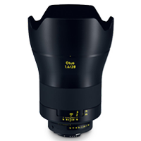 New Carl Zeiss Otus ZF.2 1.4/28mm Lens For Nikon (FREE DELIVERY + 1 YEAR WARRANTY)