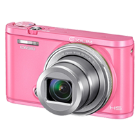 New Casio Exilim EX-ZR5100 12.1MP Digital Camera Pink (1 YEAR WARRANTY)