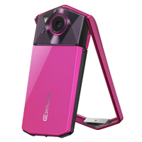 Casio Exilim EX-TR70 12MP Digital Camera Pink (1 YEAR WARRANTY)
