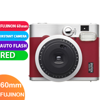 New FUJIFILM INSTAX Mini 90 Neo Classic Instant Camera Red (FREE DELIVERY + 1 YEAR WARRANTY)