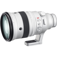 New FUJIFILM FUJINON XF 200mm f/2 R LM OIS WR Lens with XF 1.4x TC F2 WR Teleconverter (FREE DELIVERY + 1 YEAR WARRANTY)