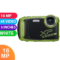 New Fujifilm Finepix XP140 Lime Camera (FREE DELIVERY + 1 YEAR WARRANTY)