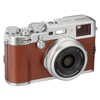 New Fujifilm X100F 24MP Digital Camera Brown (FREE DELIVERY + 1 YEAR WARRANTY)