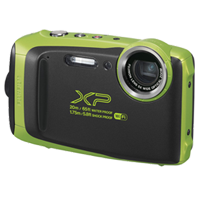 New Fujifilm FinePix XP130 16MP Full HD Digital Camera Lime (1 YEAR WARRANTY)