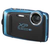 New Fujifilm FinePix XP130 16MP Full HD Digital Camera Sky Blue (1 YEAR WARRANTY)