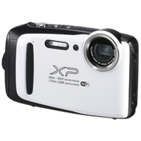 New Fujifilm FinePix XP130 16MP Full HD Digital Camera White (1 YEAR WARRANTY)