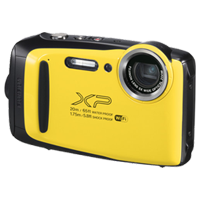 New Fujifilm FinePix XP130 16MP Full HD Digital Camera Yellow (1 YEAR WARRANTY)