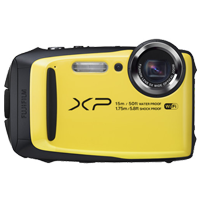 Fujifilm FinePix XP90 16MP Full HD Digital Camera Yellow (PRIORITY DELIVERY + FREE ACCESSORY)