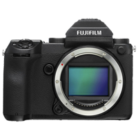 New Fujifilm GFX 50S Mirrorless 51MP Body Digital Camera Black (FREE DELIVERY + 1 YEAR WARRANTY)