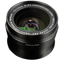 New Fujifilm WCL-X100 WideAngle Conversion Lens Black (FREE DELIVERY + 1 YEAR WARRANTY)