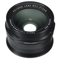 New Fujifilm WCL-X100 II WideAngle Conversion Lens Black (FREE DELIVERY + 1 YEAR WARRANTY)