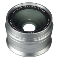 New Fujifilm WCL-X100 II WideAngle Conversion Lens White (FREE DELIVERY + 1 YEAR WARRANTY)
